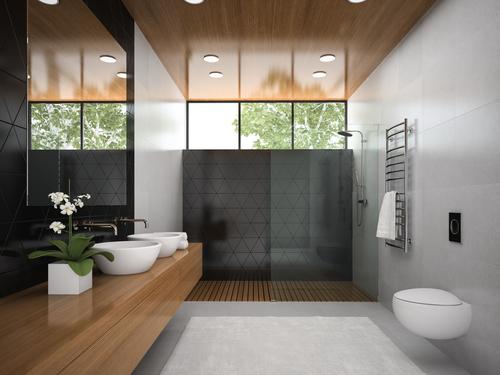 What's Trending In Bathroom Decor For 48 NJ Lux Real Estate Best Bathroom Design Nj Decoration