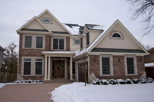 How To Amplify Curb Appeal During Winter
