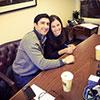 Sari and Mike
