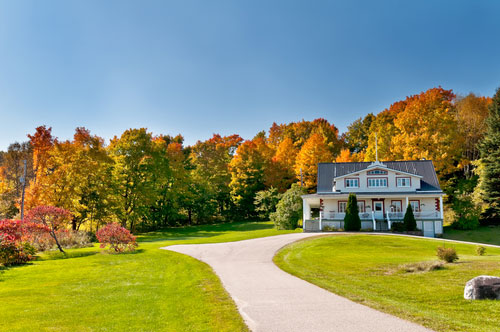 Selling Real Estate During The Fall Season