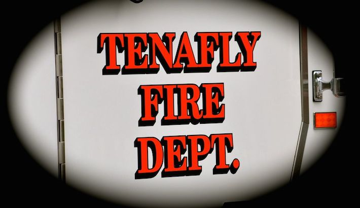tenafly fire dept