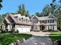White Luxury home
