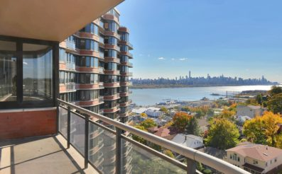 100 Winston Dr 12D-S, Cliffside Park, NJ 07010 - SOLD