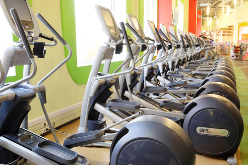best fitness centers in New Jersey