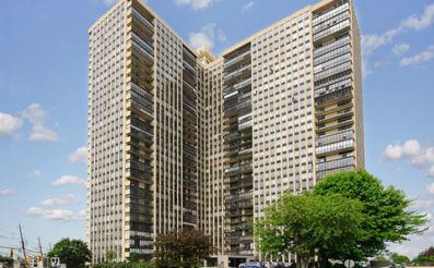 200 Winston Dr #1603 Cliffside Park, NJ 07010 - SOLD