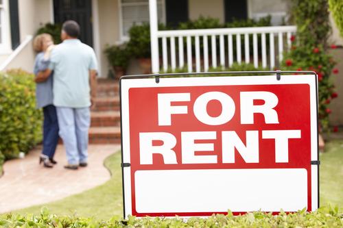 tenants rental home