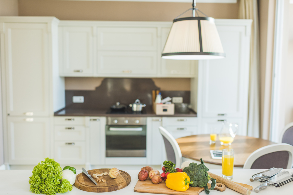 maximizing culinary space