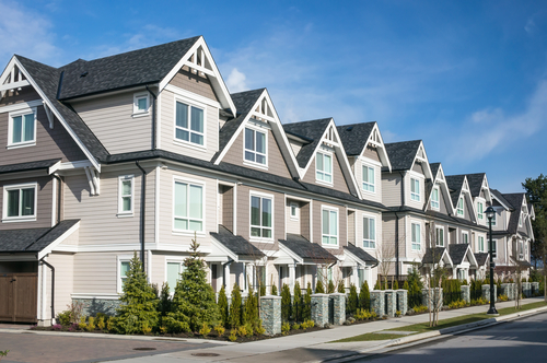 townhouses real estate investment