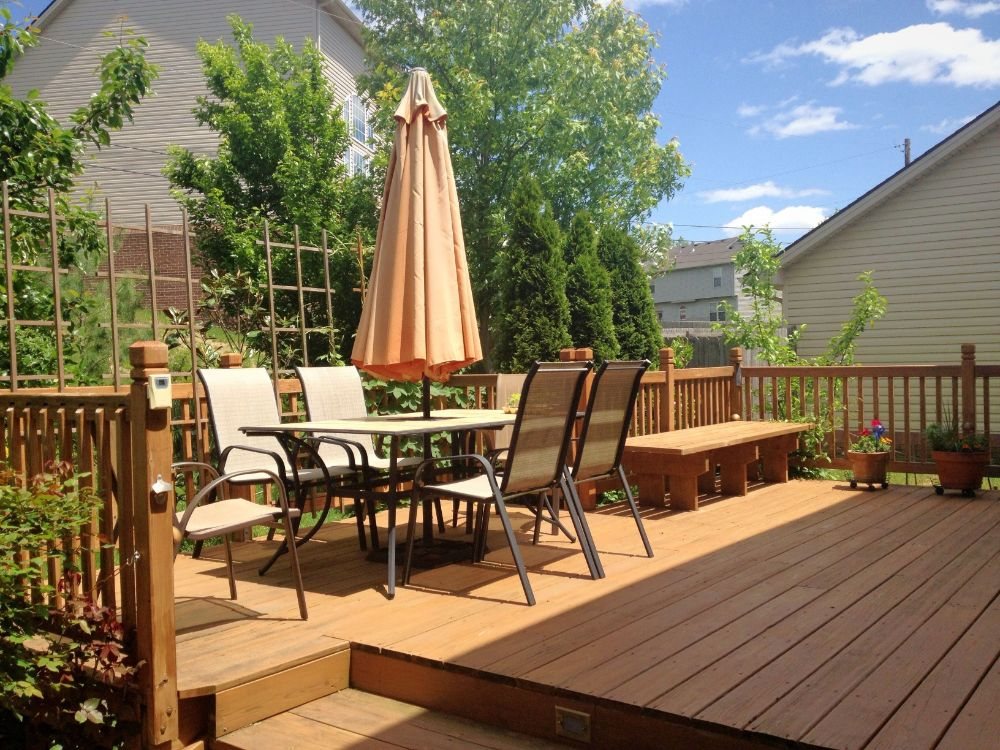 Deck Increase Property Value