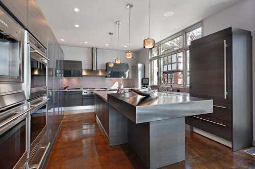 Look Out For Luxury Kitchen Fixtures During Property Viewing