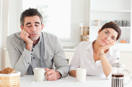 unhappy potential home buyers