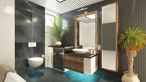 What's Trending For Bathroom Decor In 2017?